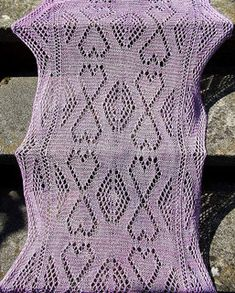 1000+ images about Heart Knitting Patterns on Pinterest ...