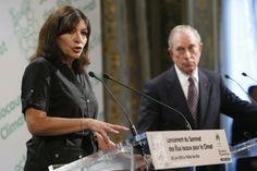 Des élus locaux du monde entier, dont un millier de maires, se retrouveront en décembre lors de la conférence sur le climat de Paris, pour soutenir la négociation en faveur d'un accord mondial contre le réchauffement, ont annoncé mardi à Paris Anne Hidalgo et Michael Bloomberg.