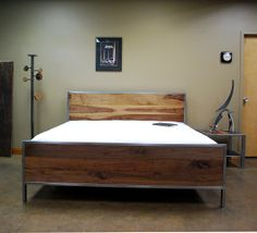 A Good Bed  King Size by deliafurniture on Etsy, $1400.00