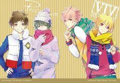 TsukiUta Winter: Junior Unit