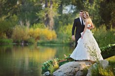 A Fly Fishing Wedding Weekend | Sun Valley Magazine #flyfishing #weddingphoto #fallweddingideas