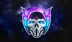 'UnderGods' Mascot Logo on Behance