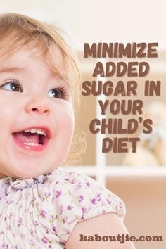 It is so important to offer nutrient rich foods to your baby and to minimize added sugar to ensure that your baby eats well and forms good eating habits. @happyfamilyorganics #Sugar #HappyFamilyOrganics #AdvertiseWithKaboutjie