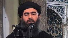 UPDATE: Multiple sources claim ISIS leader al-Baghdadi killed. Abu Bakr Al Baghdadi, Daily Mail Uk, World Conflicts, Global Conflict, Delta Force, Political Issues, News Articles, Okinawa, A Team