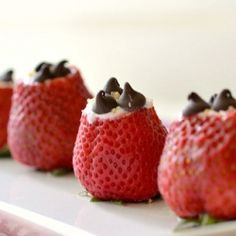A healthy dessert that is perfect for pool parties and BBQ's!