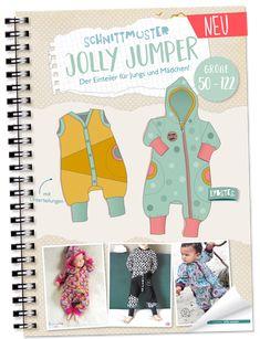 """Jolly Jumper"" Jumpsuit | Gr. 50 - 122"
