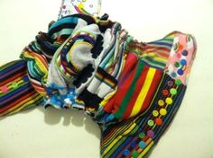 Piece of a Rainbow *AUCTION* Final price $200.  By Binky D Diapers