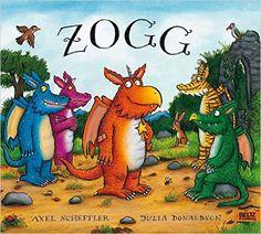 Zogg: Vierfarbiges Bilderbuch: Amazon.de: Axel Scheffler, Julia Donaldson, Thomas Eichhorn: Bücher