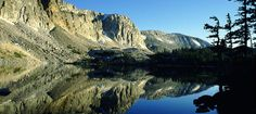 Snowy Range, Medicine Bow National Forest, Wyoming...story about = A Hiker's Guide to Medicine Bow Peak