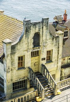 Alcatraz Home by Robin Leworthy Wilson, via Flickr - Things To Do - National Park Service 2013