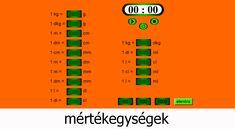 Interaktív játékos feladatok - Matematika 3. osztály Bar Chart
