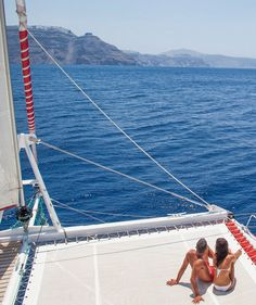 Embark on a romantic cruise to experience the beauty of Santorini like never before with Sunset Oia!