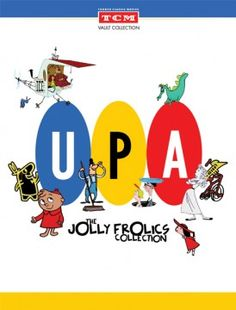 Turner Classic Movies and Sony Pictures Home Entertainment present the UPA Classic Cartoon Collection. This three-disc set includes 38 theatrical cartoons from the most critically-acclaimed cartoon studio of the 1950s.