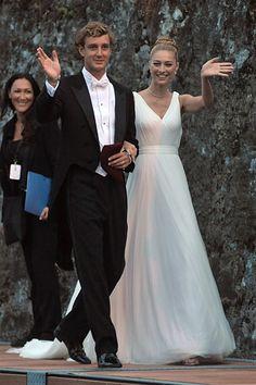 Matrimonio Borromeo-Casiraghi: la festa alla Rocca di Angera - VanityFair.it