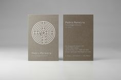 Pedro Pereira psychologist Card by MusaWorkLab, via Flickr