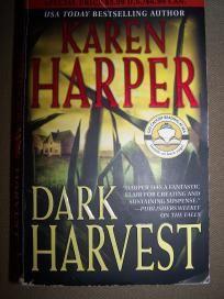 Dark Harvest, free ship