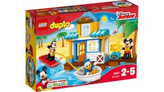 Mickey & Friends strandhuis