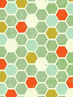 Gallery for mid century modern geometric patterns - Mid century modern patterns ...