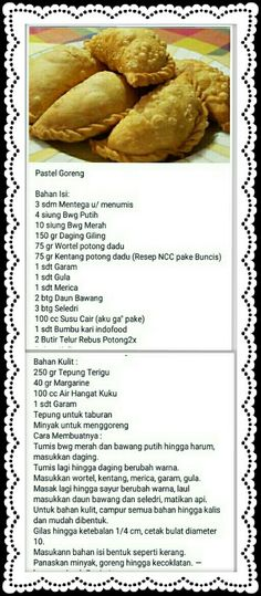 Makanan kesukaanku...😊😊 Yummy Snacks, Snack Recipes, Cooking Recipes, Yummy Food, Kitchen Recipes, Indonesian Food, Indonesian Desserts, Cooking Cake, Dessert Cake Recipes