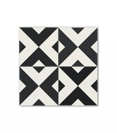 "Clé Tile ""Checkered Past"""