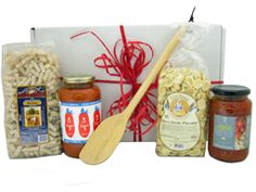 Pasta and Sauce Medley Gift Basket $47.30