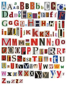 Alphabet Cut Out Letters Best Of Colorful Newspaper Magazine Alphabet Stock Image Image Carta Collage, Letter Collage, Collage Art, Collages, Collage Vintage, Magazine Collage, Aesthetic Stickers, Graphic Design Posters, Retro Graphic Design