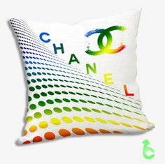 #chanel #dot #color #down #Pillow #Cases #cover #pillowcase