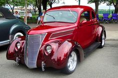 1937 Ford Custom Coupe - Classic Cars / Car Projects / Car Shows - Classic Car PorN - Community - Google+
