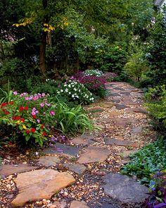 Garden Path...lovely!