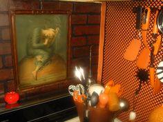 photo over stove