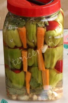 Two chopped cucumber pickles next to dried beans are now closed: … – sağlıklı yemekler – Las recetas más prácticas y fáciles Salad Recipes For Dinner, Dinner Salads, Baby Food Recipes, Soup Recipes, Romanian Food, Food Backgrounds, Dried Beans, Turkish Recipes, Food Videos