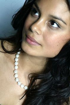Do you agree? We find pearls are a perfect finishing touch on a business look.