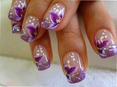 Decoración y diseños de uñas - Qué son y cómo se hacen las uñas esculpidas? - #decoracion #uñas #nail #design #nailart