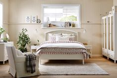 Create your dream country house bedroom with TYSSEDAL.Featured Products  TYSSEDAL (Source: everyday.ikea.com)