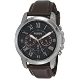Watch Display, Black Models, Stainless Steel Watch, Chronograph, Fossil, Smart Watch, Watches For Men, Quartz, Band