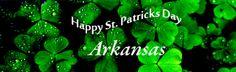 St. Patrick's Day Parade, Little Rock, Arkansas, March 2014