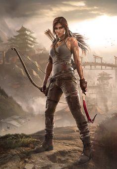 Tomb Raider Reborn by Brenoch Adams