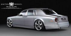 rolls-royce phantom | Rolls-Royce Phantom volgens tuner Junction Produce