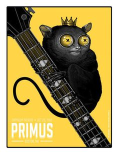 Mike Mitchell - Primus
