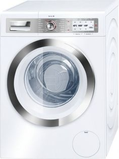 Bosch WAY28791GB Freestanding Washing Machine. This extremely efficient washing machine is an A+++ rating and 9kg drum! Excellent German quality. #boschwashingmachine #freestandingwashingmachine #bosch