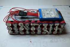 DIY - How to Make an eBike Battery Pack from old Li-Ion 18650 laptop batteries