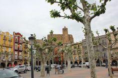 Cataluña:Tierras de Lérida  Balaguer