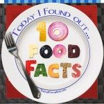 10 Fascinating Food Facts Part 6 Obscure Facts, Pbs Food, Healthy Facts, Calories A Day, Eat To Live, Food Facts, Nutrition Education, Fun Cooking, Food For Thought