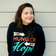 Hunger to Hope Long Sleeve, Feed My Starving Children