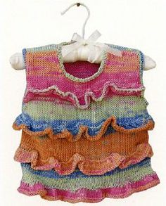 ty dy pinata toddler tank 1586 by knit one crochet too