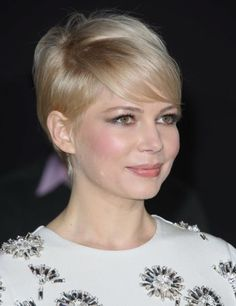 If you have thin hair this voluminous pixie is perfect