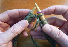 Knitting Tutorial: Joining Stitches in the Round 5