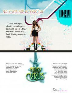 Miley Cyrus - ÍDEM Magazine