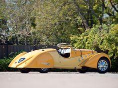 1937 Peugeot 402 Darl'mat Special Sport Roadster