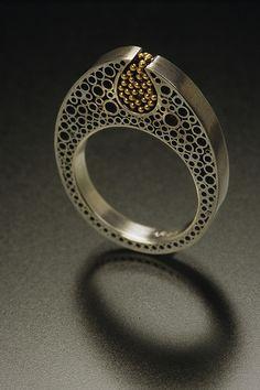 Ring #4: Stamen series, 2004